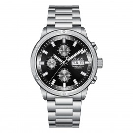 OBLVLO CM Series Mens Designer Watches Steel Automatic Watch CM-YBY