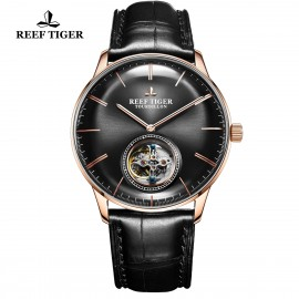 Seattle Tourbillon RGA1930-PBB